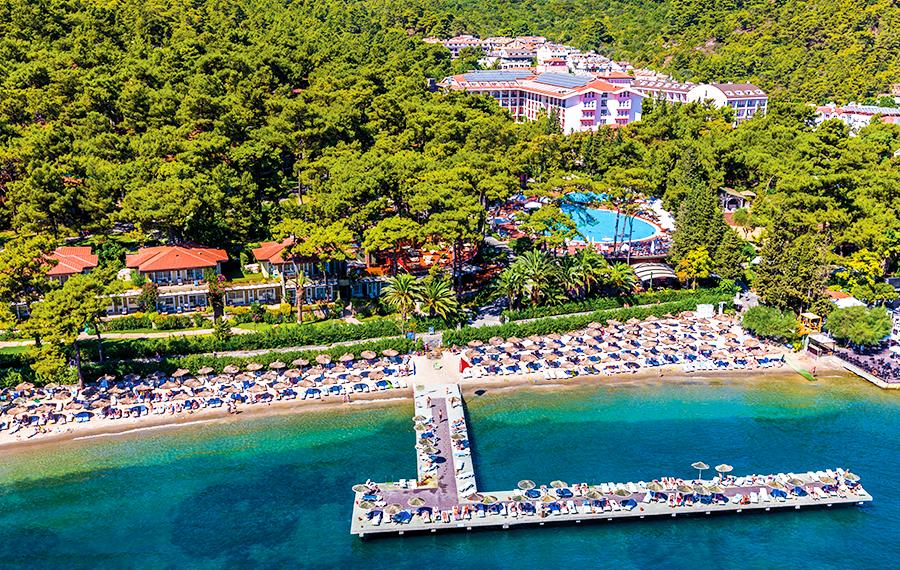 Grand Yazıcı  Club Turban Thermal Otel