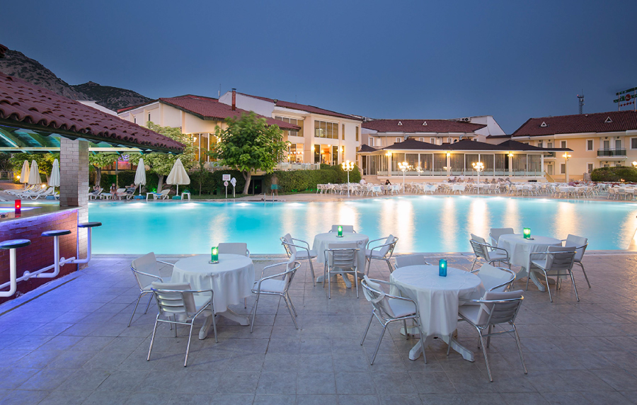 Lycus River Thermal & Spa Hotel