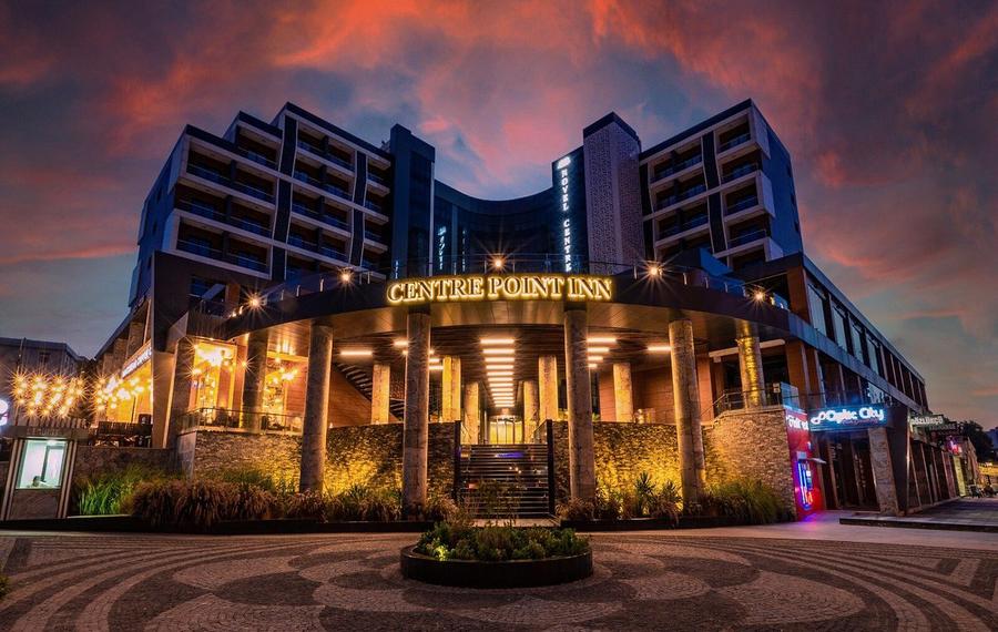 Novel Centre Point Hotel