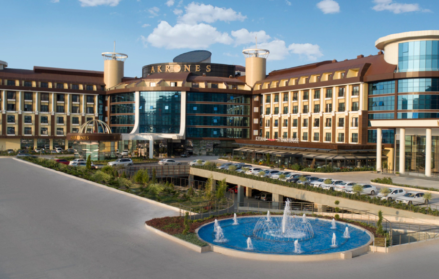 Akrones Thermal Hotel & SPA