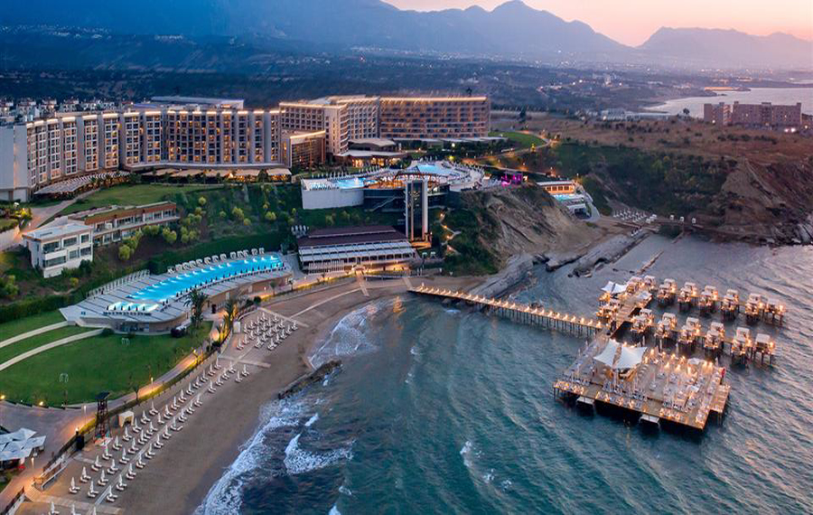 Elexus Hotel Resort & Spa & Casino