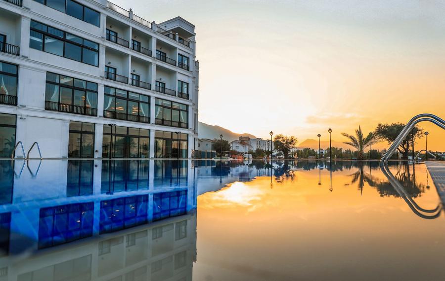 Mc Palace Hotel & Spa Convection