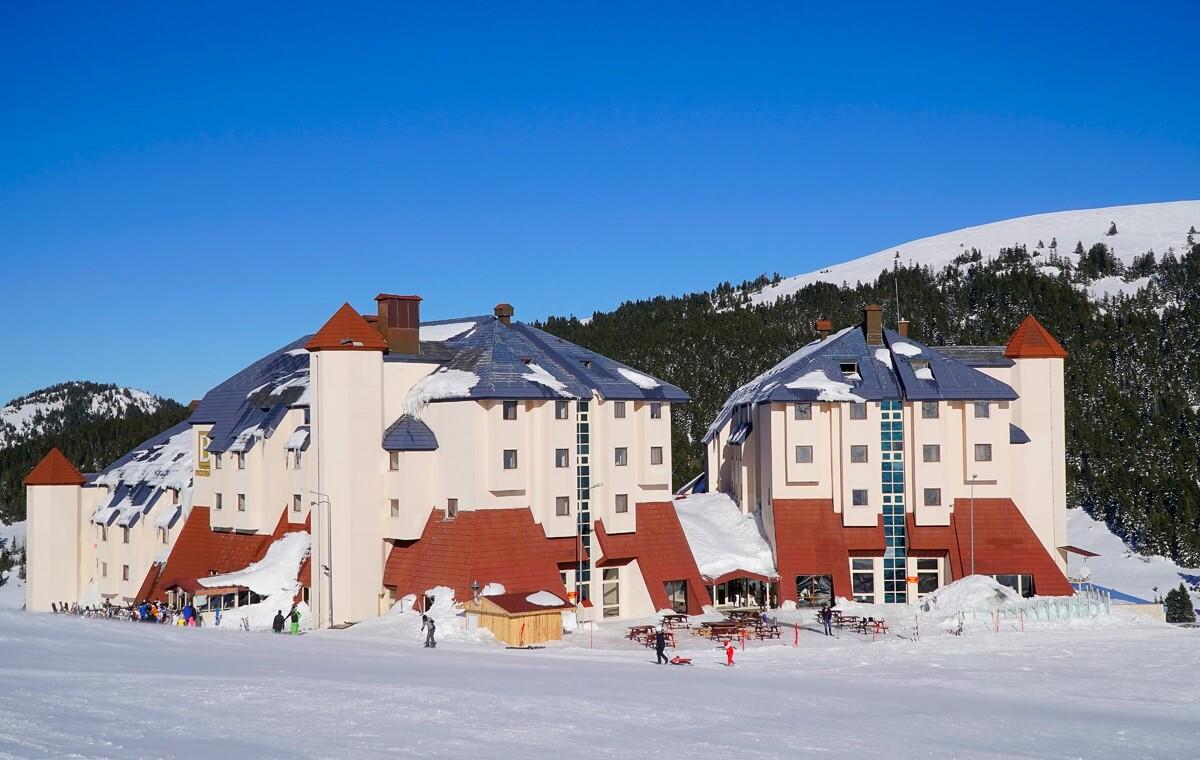 Monte Baia Uludağ Hotel