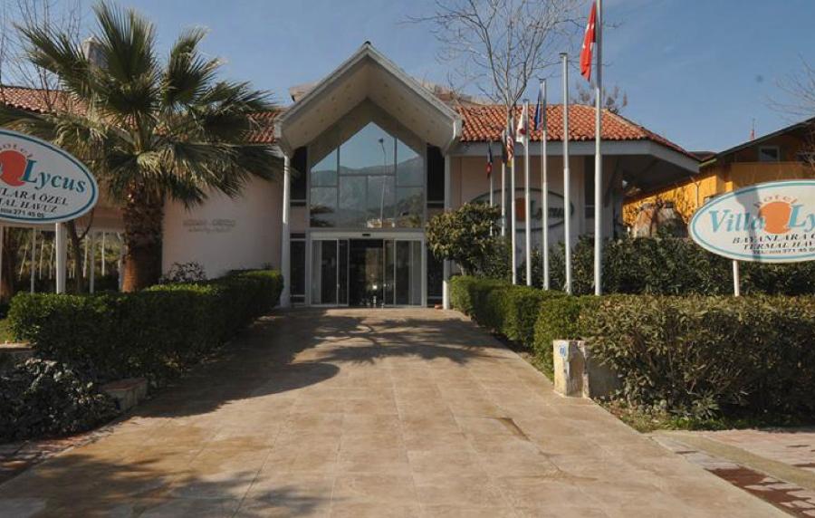 Villa Lycus